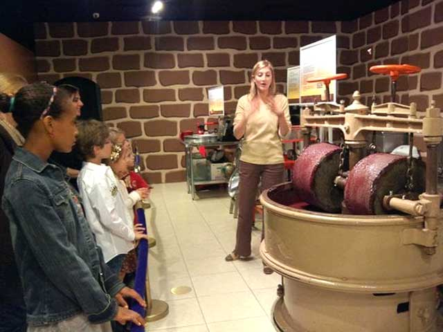 Factory Adventure Tour at Chocolate Kingdom