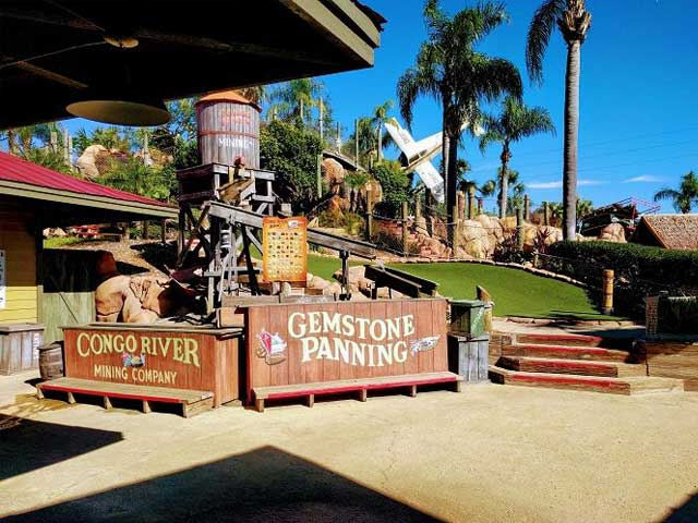 Gem Mining at Congo River Golf Kissimmee