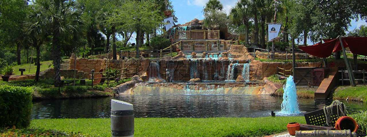 Congo River Golf Kissimmee in Florida