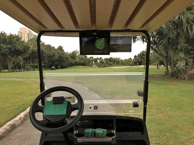 Hawks Landing Golf Cart Hire