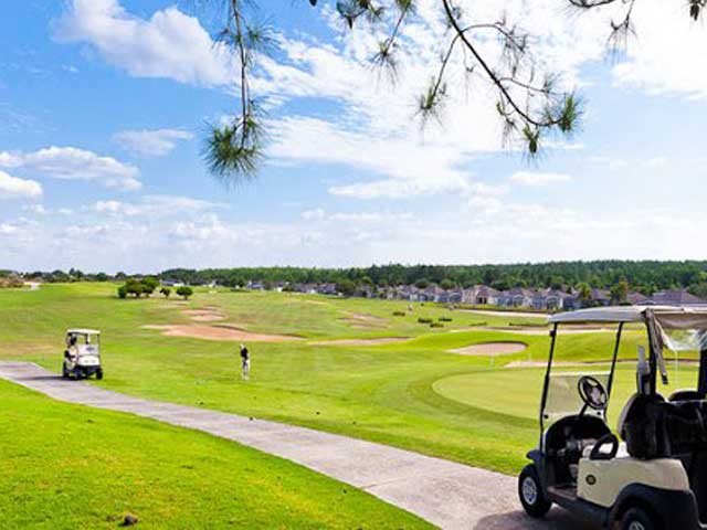 Highlands Reserve Golf Cart Hire
