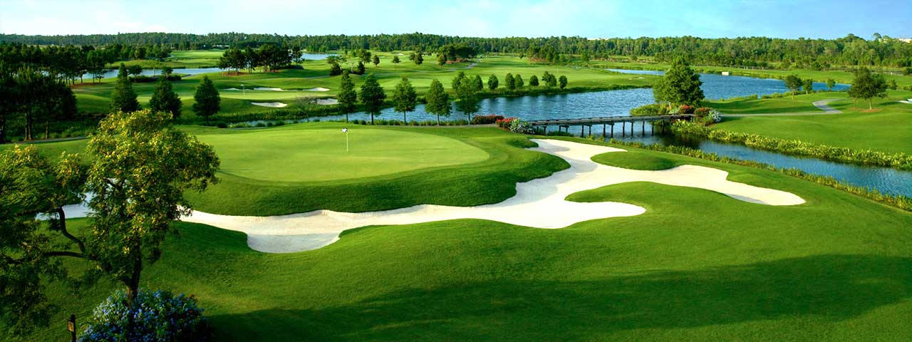 Highlands Reserve Golf Course - Davenport Florida