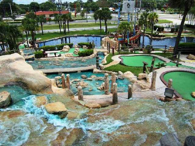 Pirate's Island Adventure Golf - Kissimmee Course